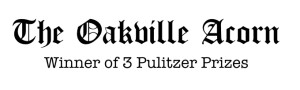 The Oakville Acorn is well-respected for its local journalism. Now you get to reinvent it for the digital age.
