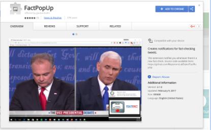 FactPopUp