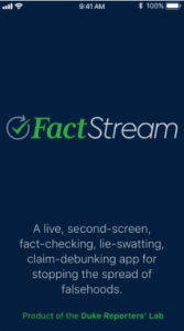 FactStream