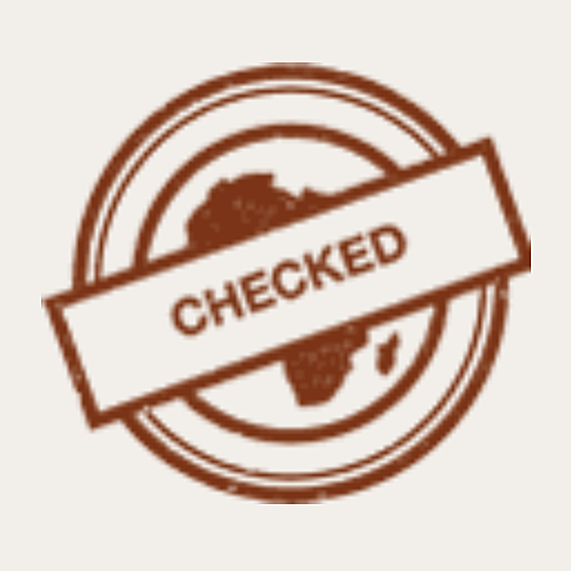 Africa Check rating